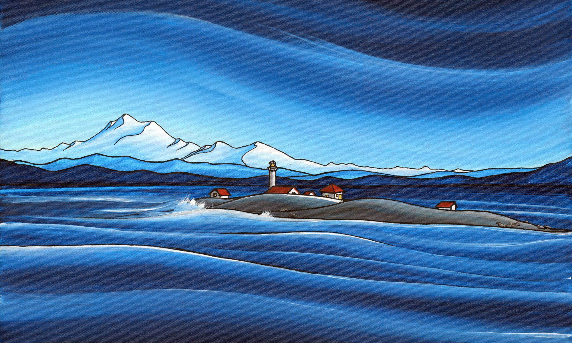 Yvonne Acheson Art